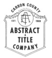 Carbon County Title and Abstract